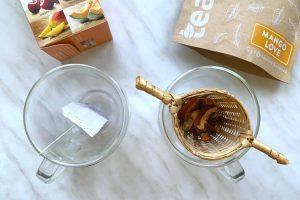 Filteres vagy szálas tea?
